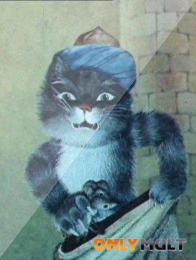 Poster Как кот с мышами воевал
