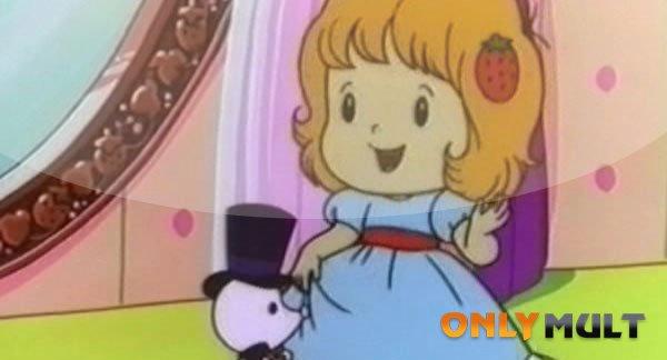 Второй скриншот Лили в клубничном мире