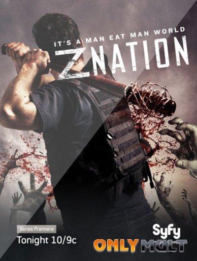 Poster Нация Z