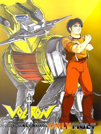 Poster Вольтрон Защитник Вселенной
