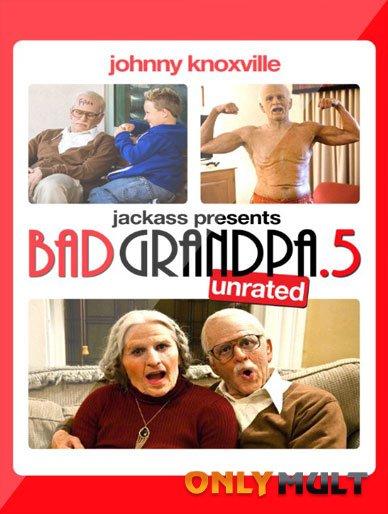 Poster Несносная бабуля