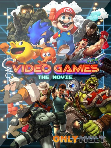 Poster Видеоигры: Фильм