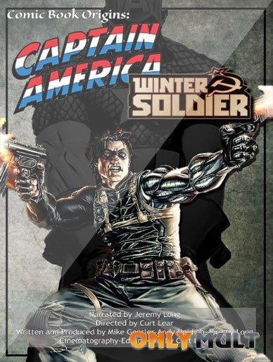 Poster Капитан Америка Зимний солдат
