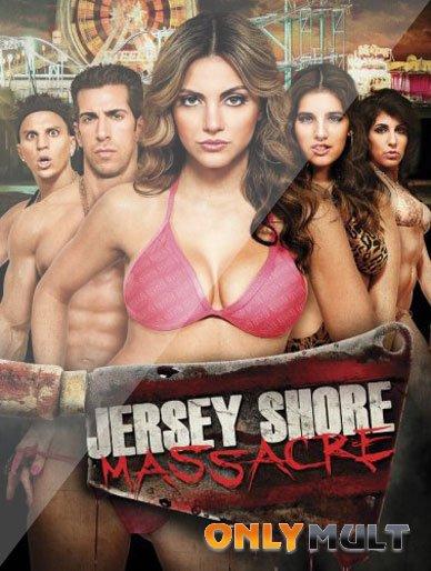 Poster Резня на пляже в Джерси