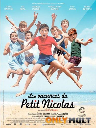 Poster Каникулы маленького Николя