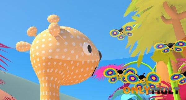 Первый скриншот Любимчики в поисках радуги
