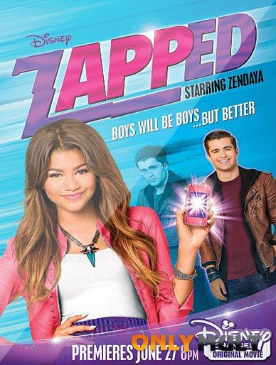 Poster Zapped Волшебное приложение