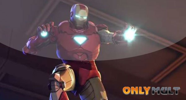 Первый скриншот Железный человек и Капитан Америка Союз героев