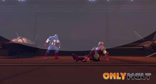 Третий скриншот Железный человек и Капитан Америка Союз героев
