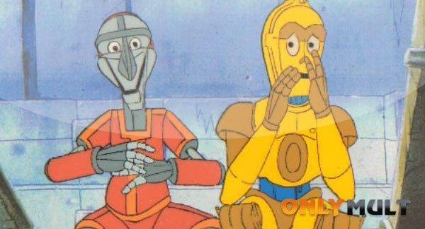 Третий скриншот Дроиды