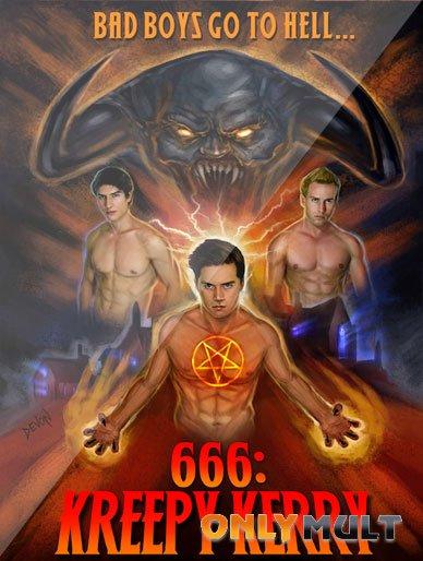Poster 666 Мерзкий Керри