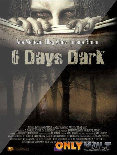 Poster 6 дней темноты