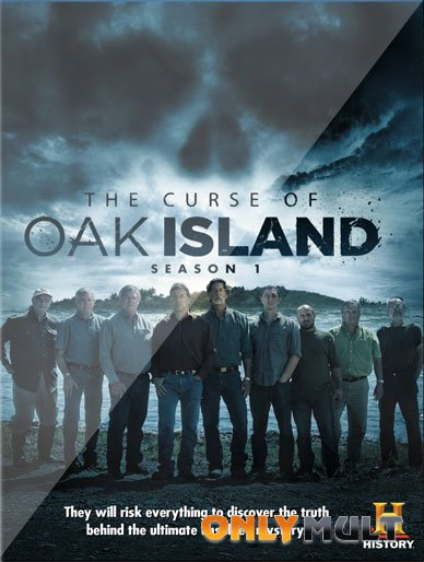 Poster Проклятие острова Оук