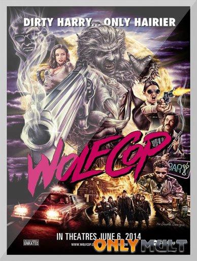 Poster Волк-полицейский
