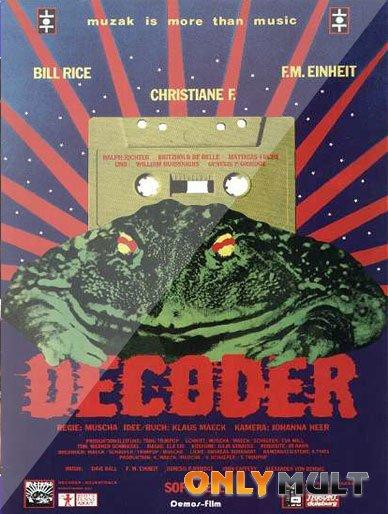 Poster Декодер (1984)