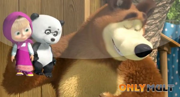 Первый скриншот Маша и Медведь [46 серия]