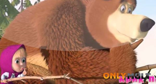 Второй скриншот Маша и Медведь 47 серия