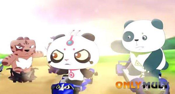 Первый скриншот Космическая панда 2 (2014)