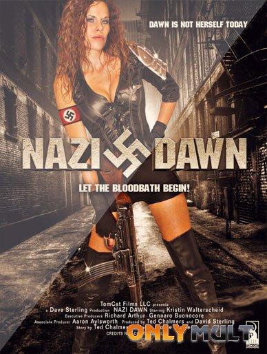 Poster Нацистский рассвет
