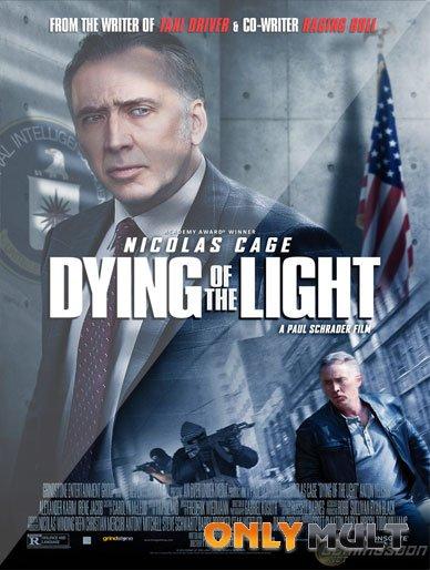 Poster Умирающий свет