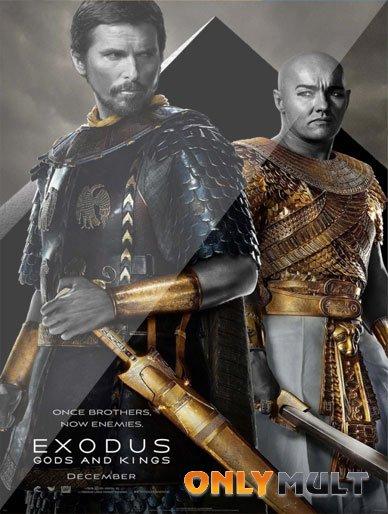 Poster Исход: Цари и боги