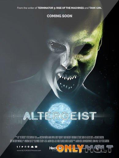 Poster Алтергейст