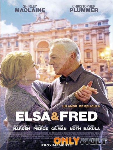 Poster Эльза и Фред