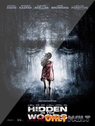 Poster Спрятанный в лесу