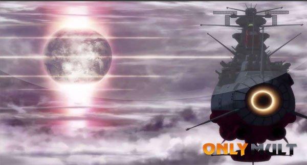 Первый скриншот Космический линкор Ямато 2199: Звёздный ковчег