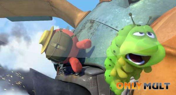 Третий скриншот Смешарики: Легенда о золотом драконе