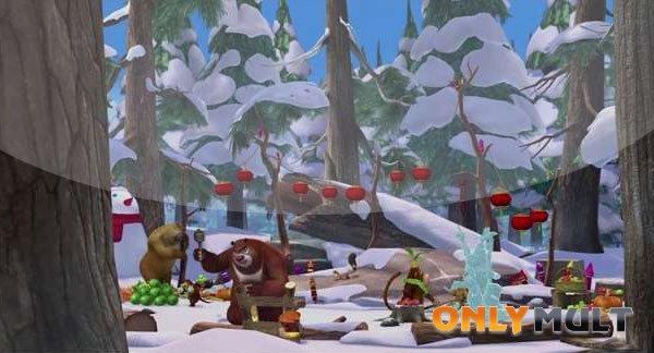 Третий скриншот Медведи-соседи: Зимние каникулы