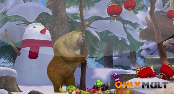Второй скриншот Медведи-соседи: Зимние каникулы