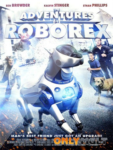 Poster Приключения Роборекса
