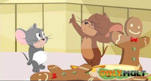 Первый скриншот Том и Джерри маленькие помощники Санты