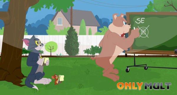 Второй скриншот Том и Джерри маленькие помощники Санты