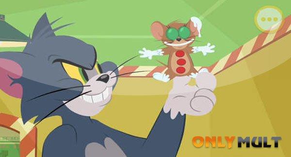 Третий скриншот Том и Джерри маленькие помощники Санты