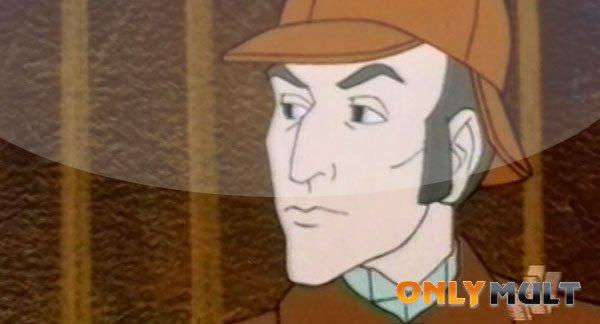 Третий скриншот Этюд в багровых тонах