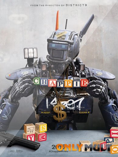 Poster Робот по имени Чаппи