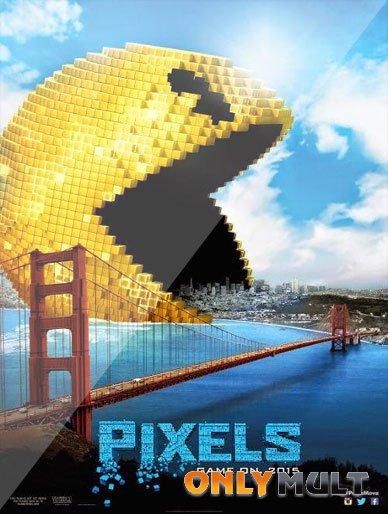 Poster Пиксели [фильм 2015]