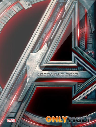 Poster Мстители: Эра Альтрона
