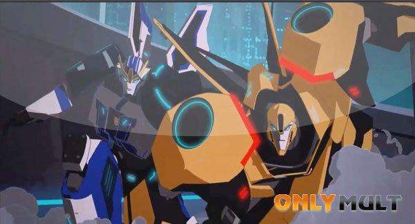 Третий скриншот Трансформеры: Роботы под прикрытием