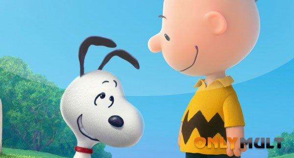 Третий скриншот Малышня пузатая: Снупи и Чарли Браун в кино