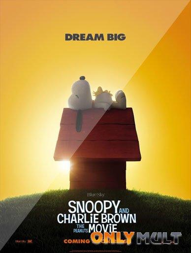 Poster Малышня пузатая: Снупи и Чарли Браун в кино