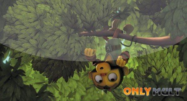 Второй скриншот Оз: Нашествие летучих обезьян