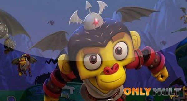 Первый скриншот Оз: Нашествие летучих обезьян