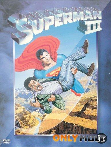 Poster Супермен 3