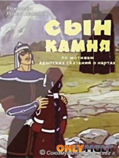 Poster Сын камня
