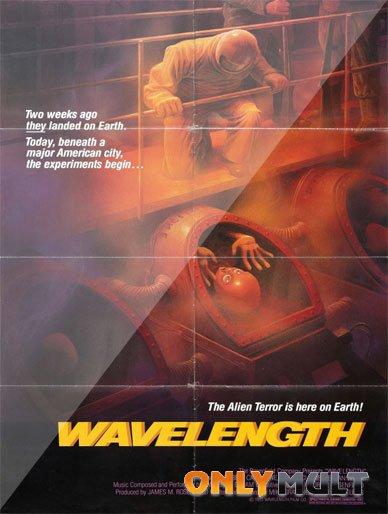 Poster Длина волны