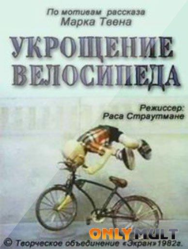 Poster Укрощение велосипеда