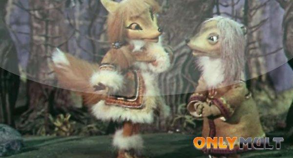 Второй скриншот Росомаха и лисица